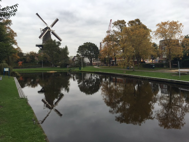 First Windmill Leiden