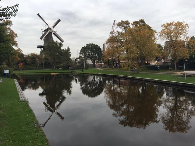 First Windmill Leiden