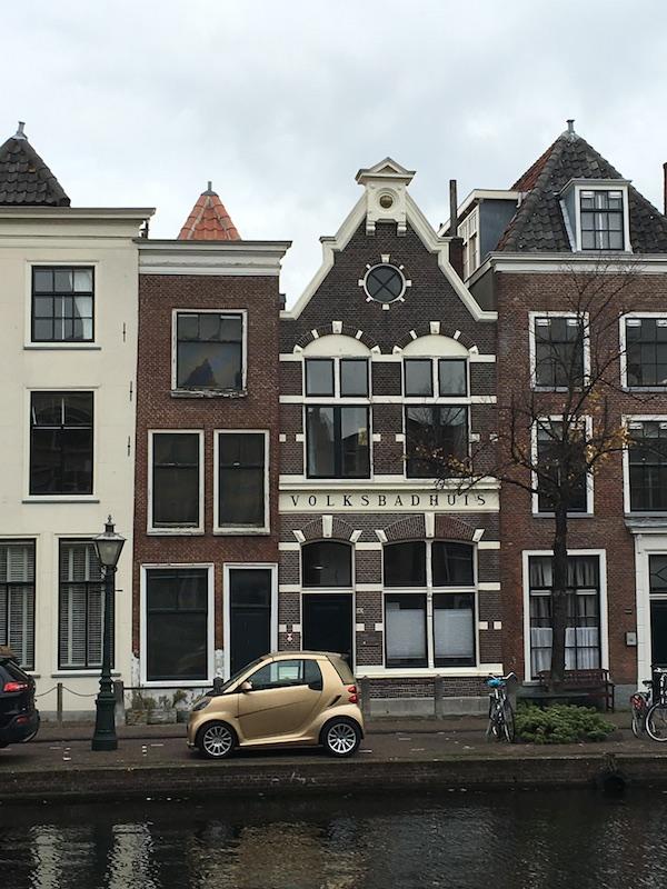 Volksbadhuis Leiden